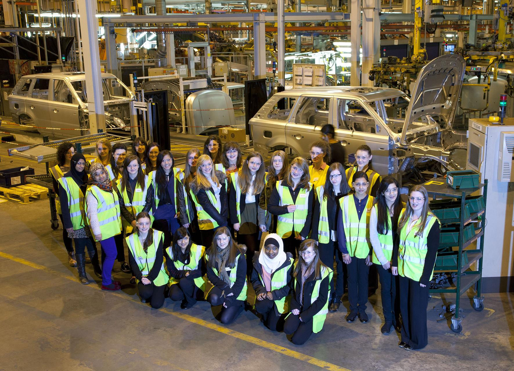 The Business Case For Female Motor Industry Apprentices