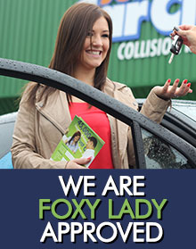 FOXY Lady APPROVED ARC