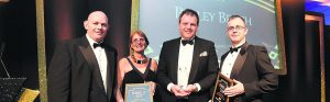 Business of the Year, Wiltshire Business Awards
