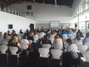 The Women in the Motor Industry session at Silverstone #CDX16