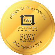 Winner of Theo Paphitis Small Business Sunday